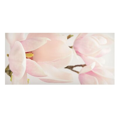 Mantiburi Paneel Royal Magnolia Photodruck