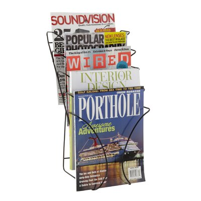 Metroplan Magazine Rack