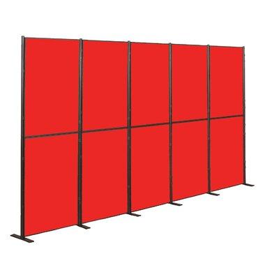 Metroplan Free-Standing Bulletin Board, 180cm H x 300cm W