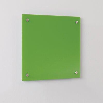 Metroplan Wall Mounted Glass Board
