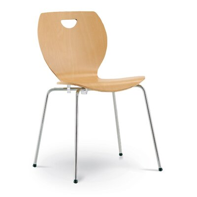 Metroplan Annie Break Out Armless Stacking Chair