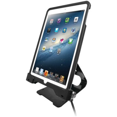 Antitheft Security Case with Stand for iPad Air Mounting System