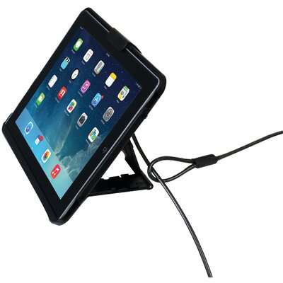 Antitheft Case with Built-in Stand for iPad Mounting System
