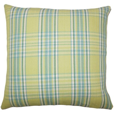 The Pillow Collection Mahlah Houndstooth Cushion Cover