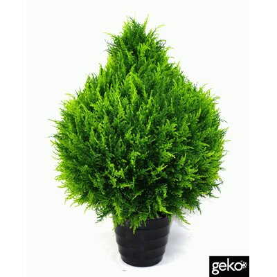 Geko Products Artificial UV Resist Cypress Bush