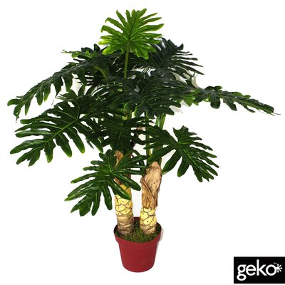 Geko Products Artificial Philodenron Plant