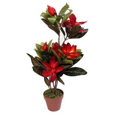 Geko Products Artificial Magnolia Plant