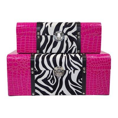 Geko Products 2 Piece Storage Box Set