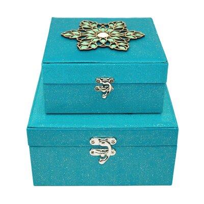 Geko Products 2 Piece Accessory Box Set