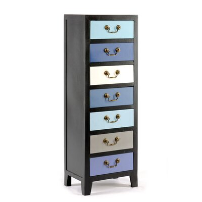 Geko Products 7 Drawer Chest