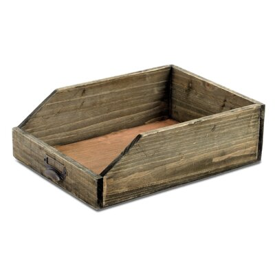 Geko Products Wooden Paper Tray