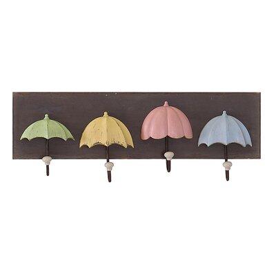 Besp-Oak Furniture Umbrella Plaque Wall Mounted Coat Rack