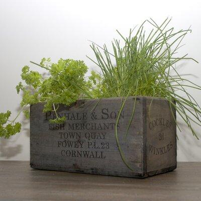 Besp-Oak Furniture Rectangular Fish Box