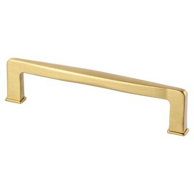 """5 1/16"""" Bar Pull Color: Modern Brushed Gold"""