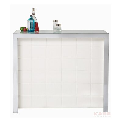 KARE Design Invitation Bar Cabinet with Wine Rack