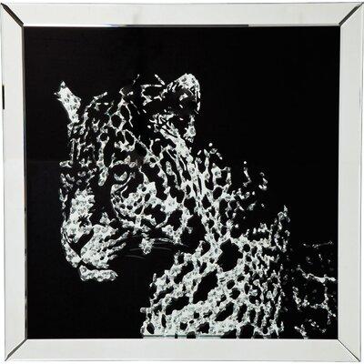 KARE Design Mirror Leopard Picture Frame