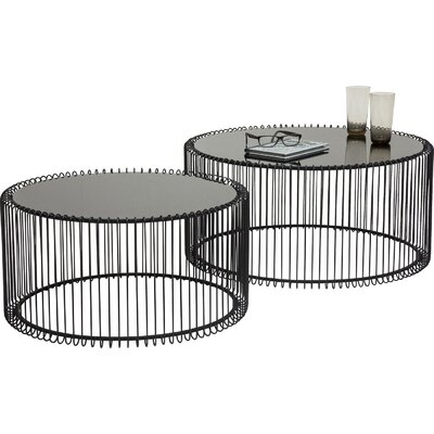 KARE Design Wire Coffee Table