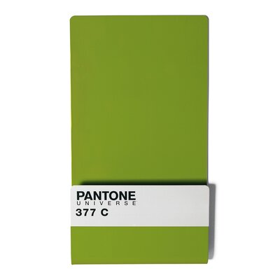 Pantone 377 Wallstore with 6 Mini Magnets