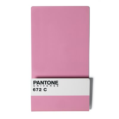 Pantone 672 Wallstore with 6 Mini Magnets
