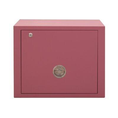 Stack Storage Cabinet Color: Antique Light Pink