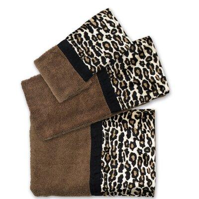 3 Piece 100% Cotton Towel Set