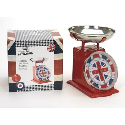 Cool Britannia Cool Britannia Mechanical Kitchen Scale