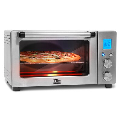 6 Cu. Ft. Elite Platinum Smart Toaster Oven