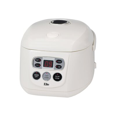 Gourmet 16 Cup Programmable Multifunction Rice Cooker