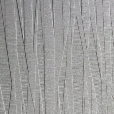 Anaglypta Folded Paper 10.05m L x 53cm W Roll Wallpaper