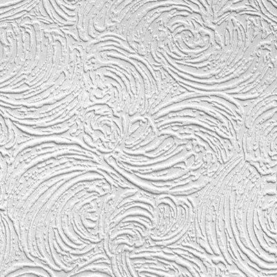 Anaglypta Ranworth 10.05m L x 53cm W Roll Wallpaper