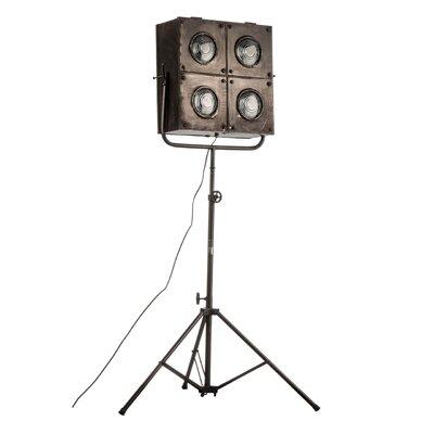 All Home Putte Quad Spotlight 150cm Tripod Floor Lamp