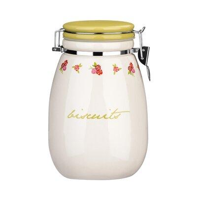All Home Rose Cottage Biscuit Jar