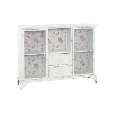 All Home Bantock Loft 2 Drawer Cabinet