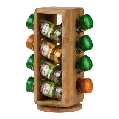 All Home 9 Piece Spice Rack Set