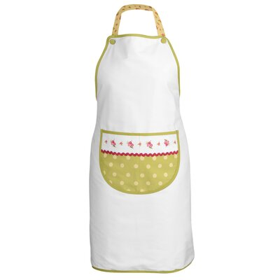 All Home Rose Cottage Cotton Apron