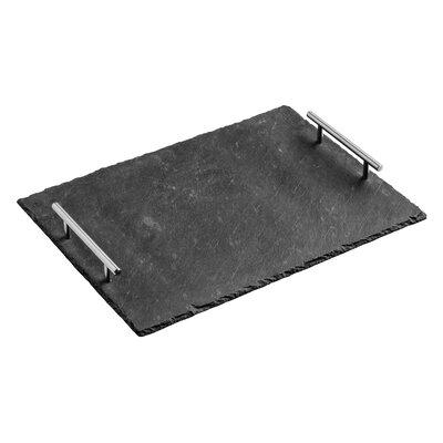 All Home 40cm Slate Tray