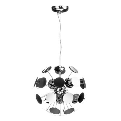 All Home Dellila 1 Light Globe Pendant