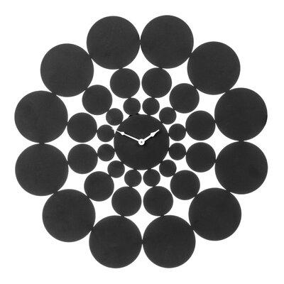 All Home 51cm Discs Wall Clock