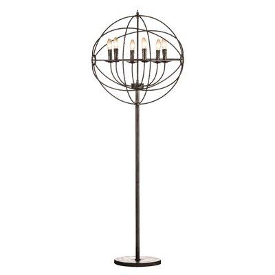 All Home Orbital 166cm Floor Lamp