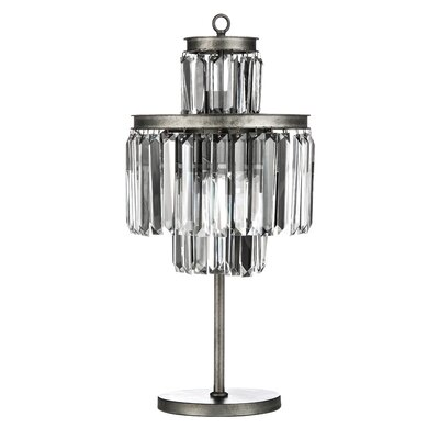All Home Art Deco 81cm Table Lamp
