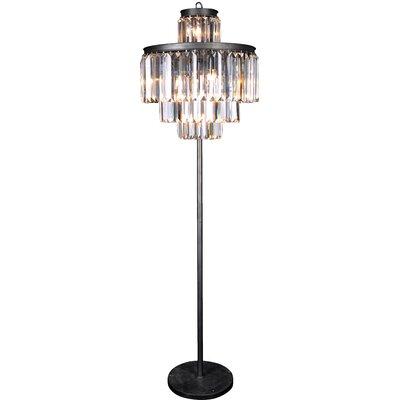 All Home Art Deco 170cm Floor Lamp