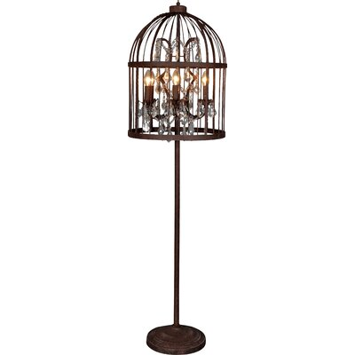 All Home Birdcage 160cm Floor Lamp