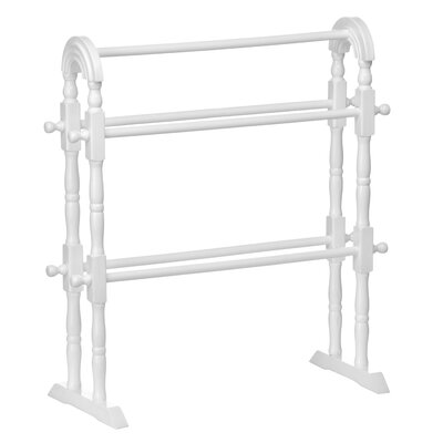 All Home Freestanding Towel Rack