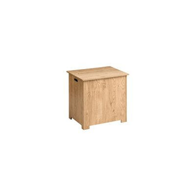 All Home Rhyla Wooden Blanket Box