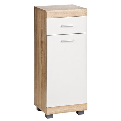 All Home 35 x 90cm Free Standing Cabinet