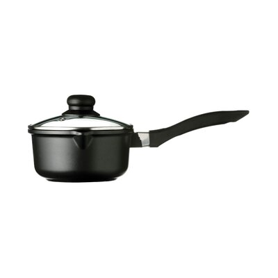 All Home Tenzo A Series 37 cm Die Cast Aluminium Sauce Pan with Lid