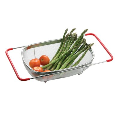 All Home Over Sink Drainer with Expandable Handle