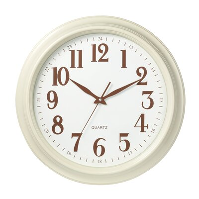 All Home 46.5cm Classic Wall Clock