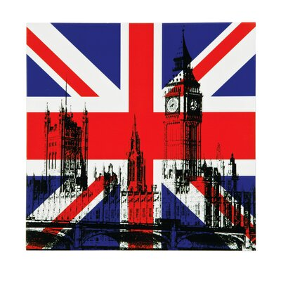 All Home London Building Graphic Art