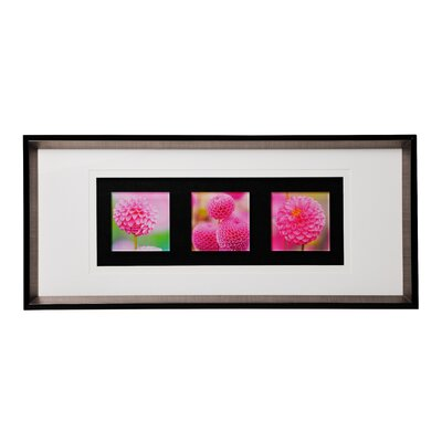 All Home Triple Framed Photographic Print
